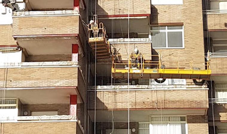 Rehabilitación de fachadas Tarragona