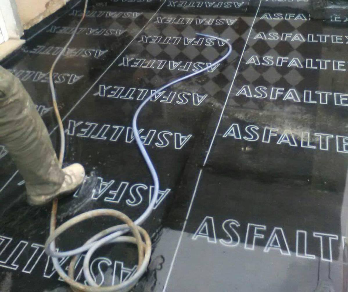 tela asfaltica impermeabilizacion
